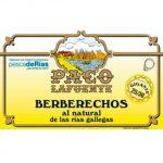 Berberechos al natural de las Rías Gallegas 25-30
