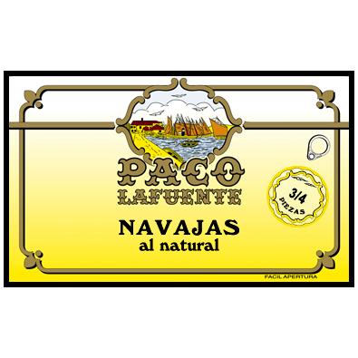 Paco Lafuente navajas al natural 3-4