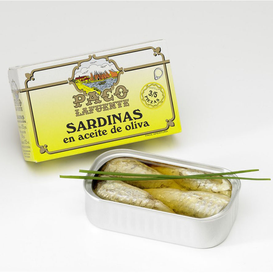 sardinas en aceite de oliva 1