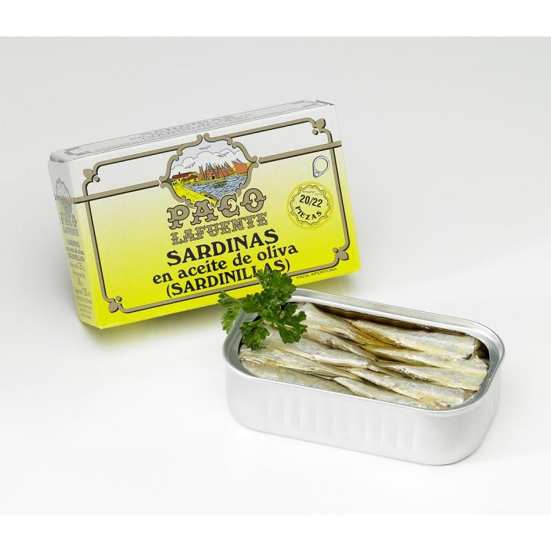 sardinillas en aceite de oliva 20 1