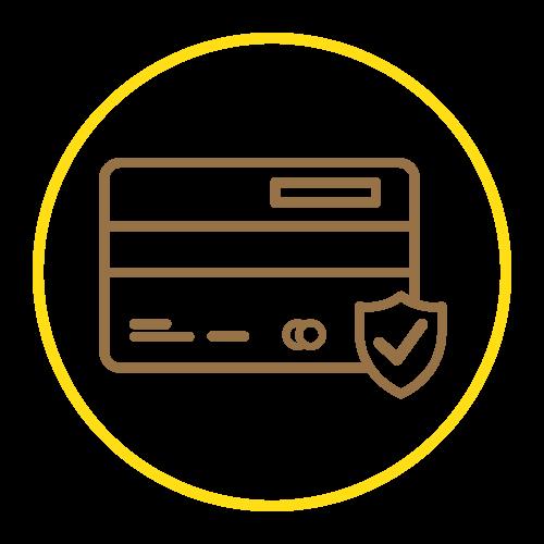 Aceptamos pagos con tarjeta, PayPal y transferencia bancaria