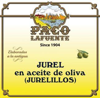 Jurel aceite oliva Paco Lafuente