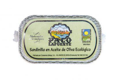Sardinillas en aceite de-oliva ecológico